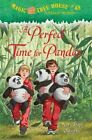 Magic Tree House #48 A Perfect Time For Pandas by Mary Pope Osborne (Hardback, 2012)