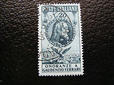 ITALIE - timbre - yvert et tellier n° 560 obl (A12) stamp italy