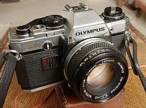 Olympus-OM10-film-camera