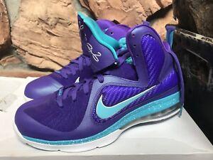 new arrival 999e6 78b4c Image is loading Nike-Men-039-s-Lebron-9-Basketball-James-