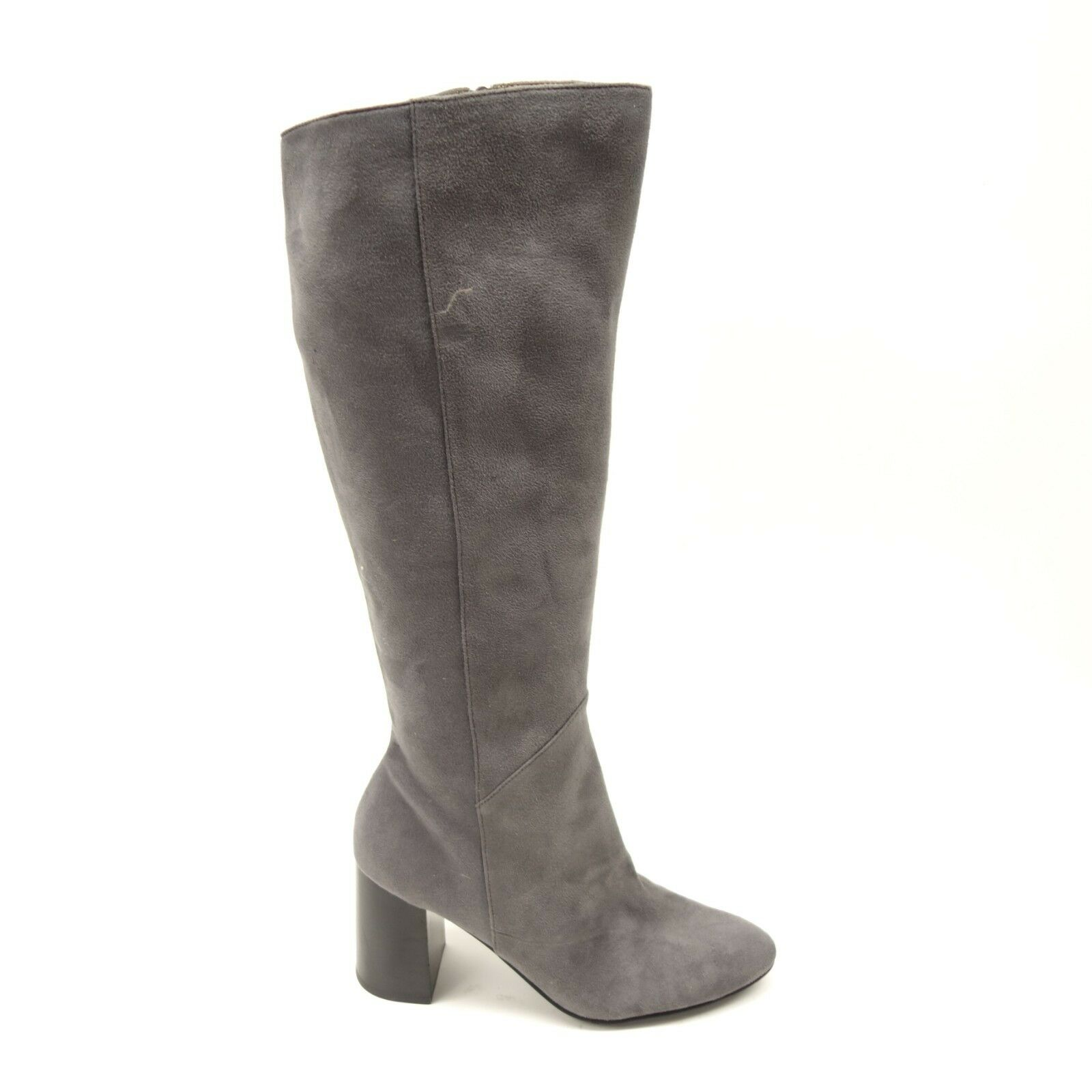 New Womens 14th & Union Helenah Suede Boot Knee High Festival Boots SZ 8.5 M