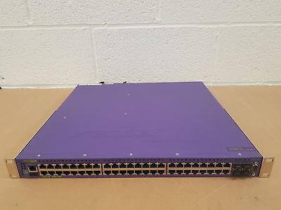 Extreme 16404 Summit X460-48p 48-Port Gigabit Layer 3 Switch Edge License SKJ