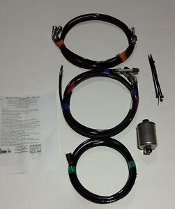 s l300 96 00 4 door yukon, tahoe pump to motor fuel lines 5 7l vortec fl