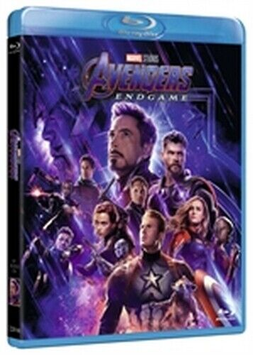 Avengers - Endgame (Blu-Ray Disc + Bonus Disc)