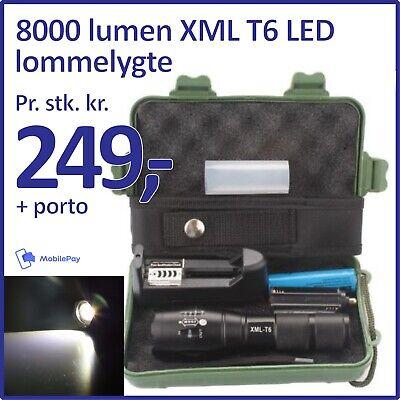 Rørig Lommelygte til salg - køb brugt og billigt på DBA RW-02