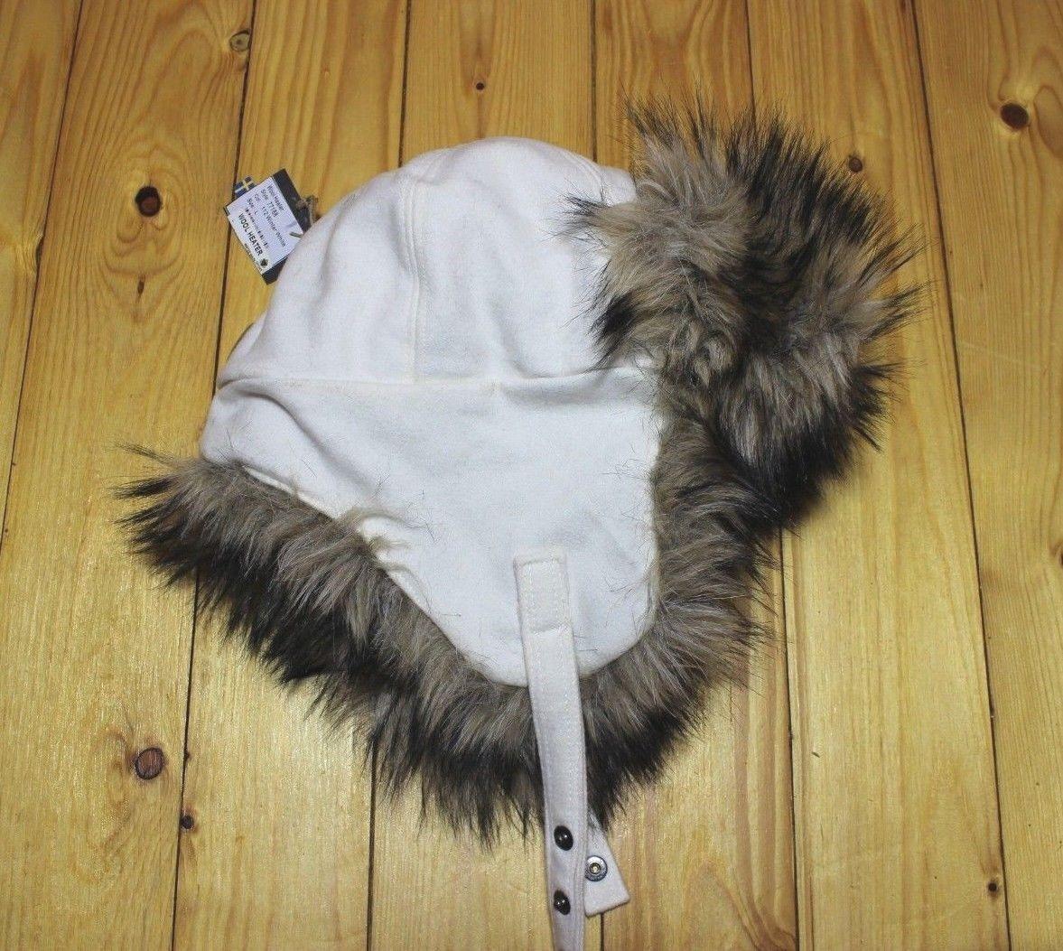 Fjallraven Wool Heater Mütze GR. L Fut Hat Hut Unisex