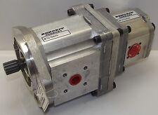 Valtra Valmet Hydraulikpumpe ersetzt  Bosch 0510767014