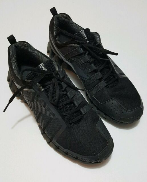 46560527 Reebok Zigwild TR 2 Gravel/Black Mens Size 10 Running Training Trail Shoes