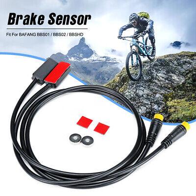 Hydraulic Mechanical Brake Sensor for Ebike Bafang 8fun Mid Drive BBS01 02 BBSHD