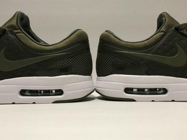 876070 200 Nike Air Max Zero Essential Medium Olive