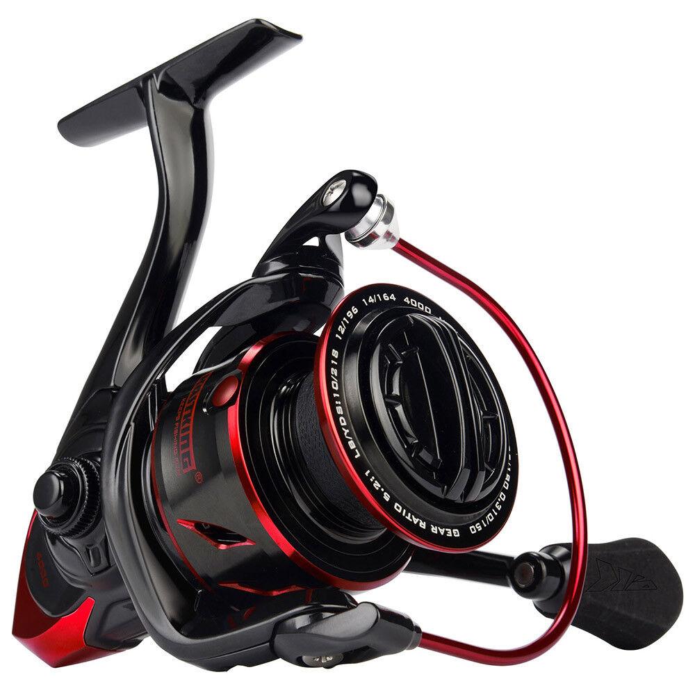 KastKing Sharky III Spinning Reel Salt  Freshwater Fishing Reel - 39.5LB Drag