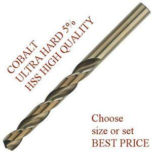 HSS-COBALT-DRILL-BITS-1-1-5-2-2-5-3-3-5-4-4-5-5-5-5-6-6-5-7-7-5-8-8-5-9-9-5-10mm