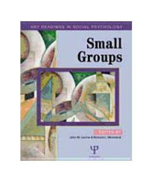 """Small Groups"""