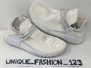 adidas human race homme blanche
