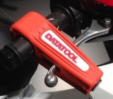DATATOOL CROC-LOCK MOTORCYCLE SCOOTER HANDLEBAR THROTTLE GRIP SECURITY LOCK