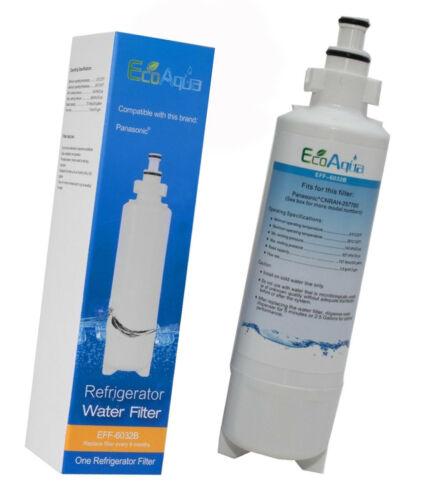 257760 CNRBH Panasonic filtre à eau Eco-Aqua compatible CNRAH 125950 nouveau plus