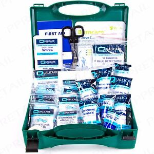 quality bsi approved first aid catering kit restaurant