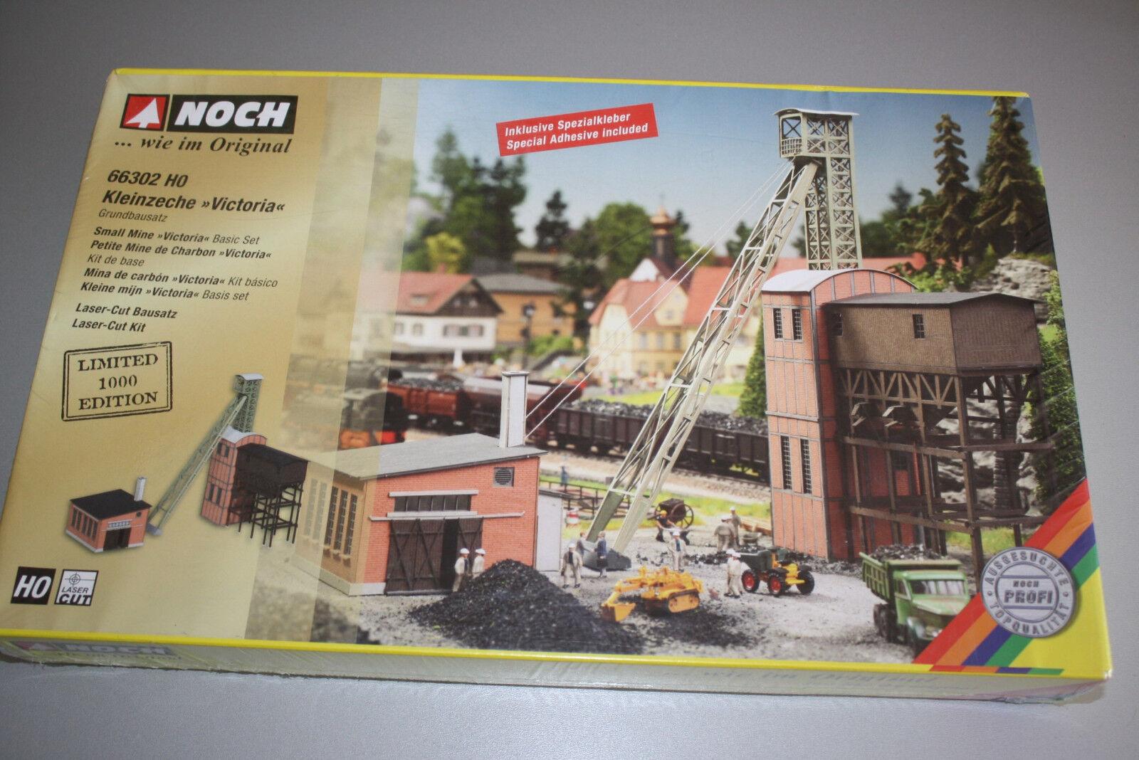 Ancora 66302 KIT piccoli miniera  Victoria  Limited edizione 1000 traccia h0 OVP