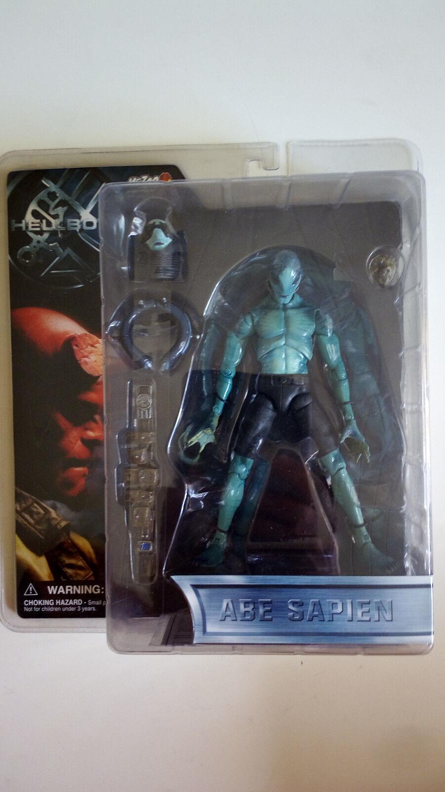 Hellboy personaggio Abe Sapien serie 1 di MEZCO   NUOVO & OVP