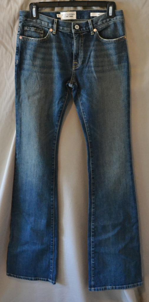 Nili Lotan Alex Jeans 2609988 Jeans Größe 25 Neu W O Etiketten