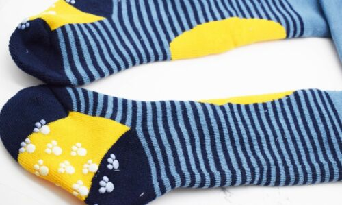 Toddler Boys Knitted Winter Anti Slip  Pants Baby Boys Cotton Tights