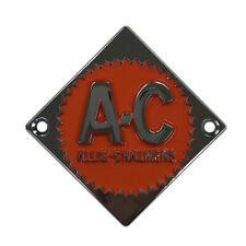 D10 D12 D17 D15 D19 D14 D21 Ed40 Emblem Allis Chalmers Org 135