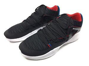 3361026843b56b Nike Men s Jordan Formula 23 Low Q54 Quai 54 Black Italy Blue Size ...