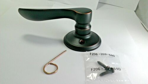 Schlage F170CHP716 Aged Bronze Champagne Left Handed Single Dummy lever Lot of 2