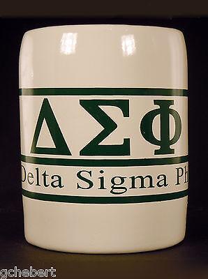 Delta Sigma Phi, ΔΣΦ, Fraternity Greek Letter/Name Kool Kan Koozie NEW