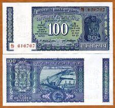 India,  100 Rupees, ND P-64c, signature 81, UNC > W/H