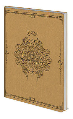 Genossenschaft A5 Premium Notizbuch Legend Of Zelda Flexi-cover Lederlook Ca15x21cm Neu 72521 Attraktive Mode Filme & Dvds
