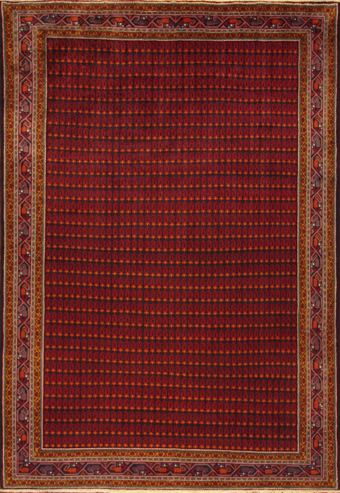 Alfombras orientales Auténticas hechas a mano persas nr. 4246 (306 x 213) cm