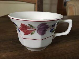 """Vintage Adams """"Antiguo Colonial"""" estándar taza de té  </span>"""