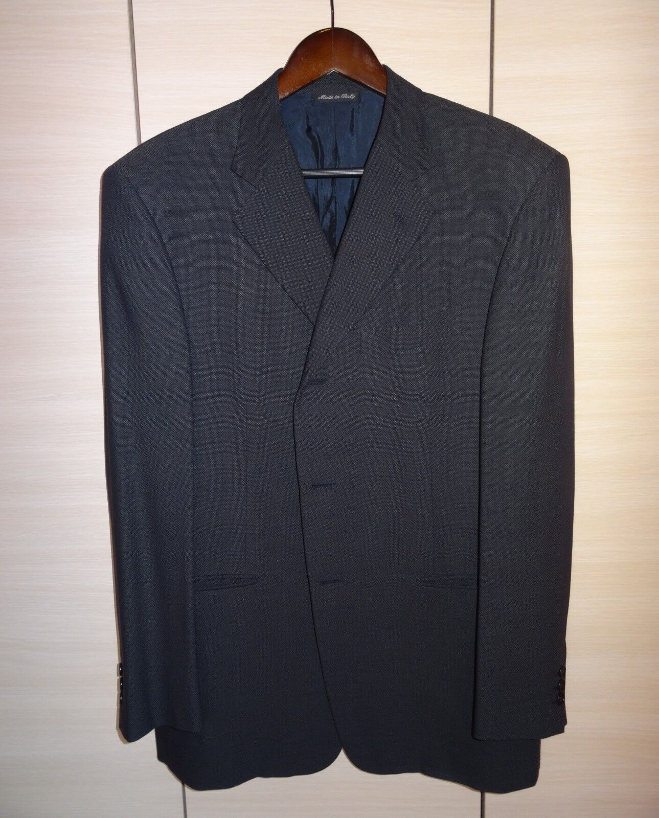 Pal Zileri wool & silk blazer 50R
