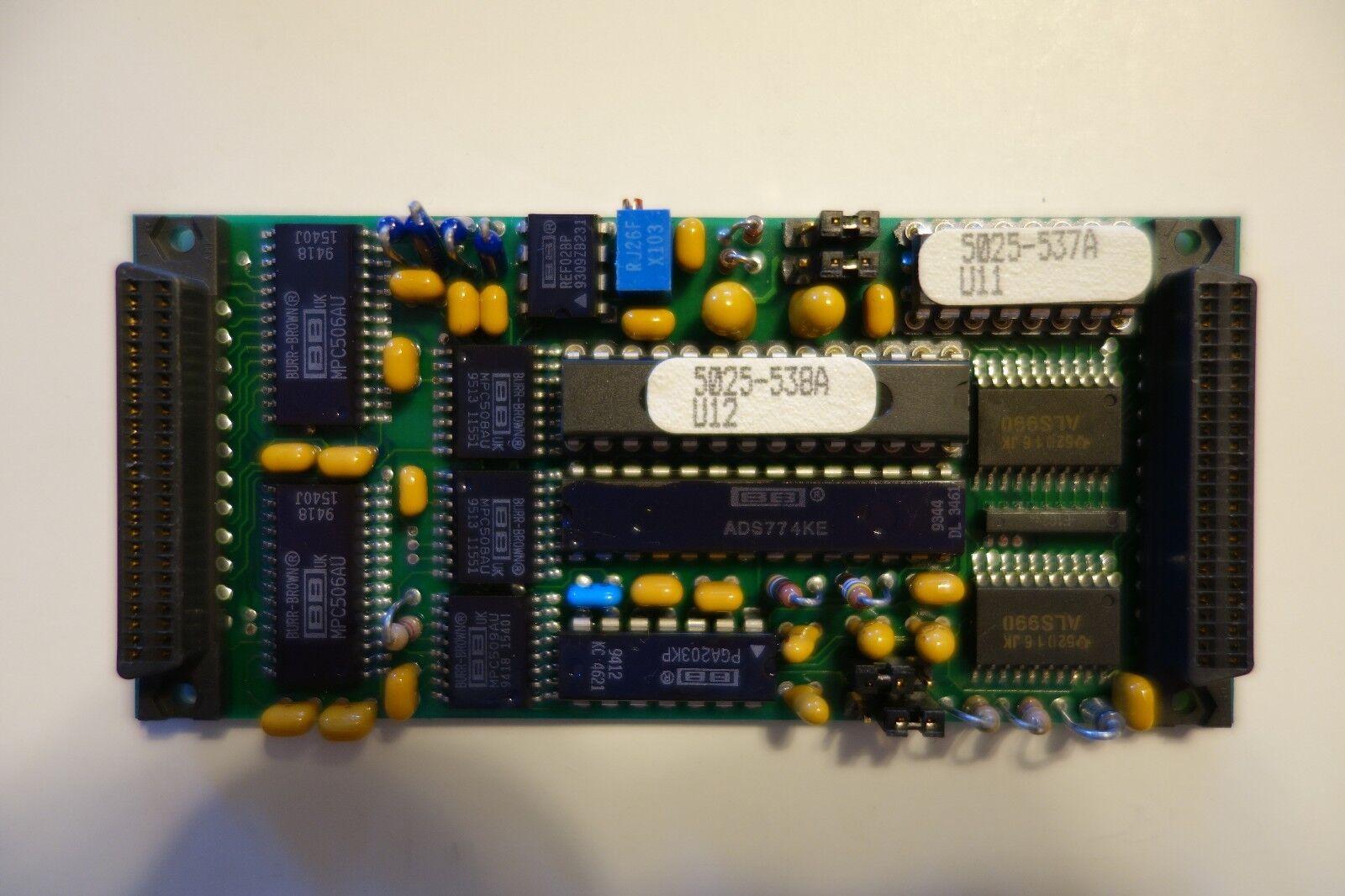Acromag IP-320 board control Module