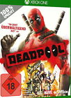 Deadpool (Microsoft Xbox One, 2015, DVD-Box)