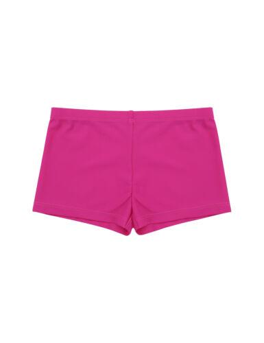 Mädchen Badeanzug Bikini Tankini Set Kurzarm Badeshirt mit Strand Badeshorts
