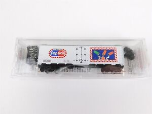 N-Scale-MTL-Micro-Trains-59080-GH-Popsicle-40-039-Steel-Ice-Reefer-7002