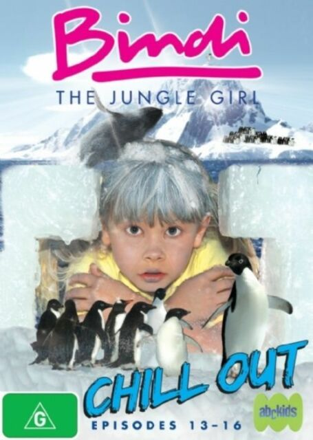 Bindi - The Jungle Girl - Chill Out : Vol 4 (DVD, 2008)  Bindi Irwin, Teri Irwin