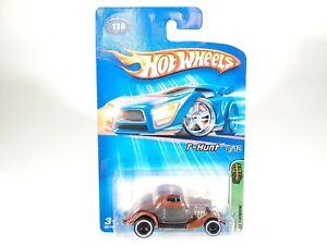 Hot-Wheels-2005-Treasure-Hunt-34-3-Window-Coupe-NEW-w-Protecto-NOC