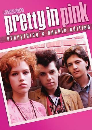 Pretty in Pink (DVD, 2013)G