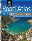 2017 Road Atlas Midsize Easy Finder - Spiral: DRAM by Rand McNally & Company (Spiral bound, 2016)