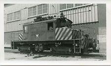 6B751 RP 1963 CORNWALL ONTARIO STREET RAILWAY LOCOMOTIVE #16 ex LE&N RR #333