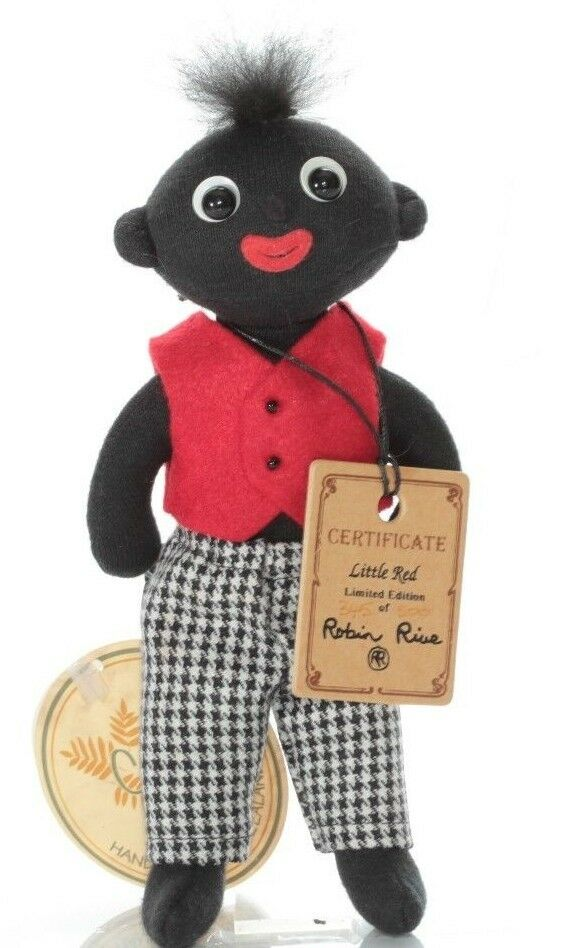 Robin Rive Little rot Limited Edition No 345 of 500 Retirot