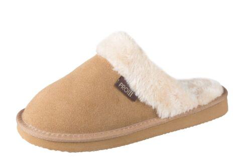 in Pantofole lusso da scamosciata ultra donna pelle ortesi comfort di 66xHqTZ