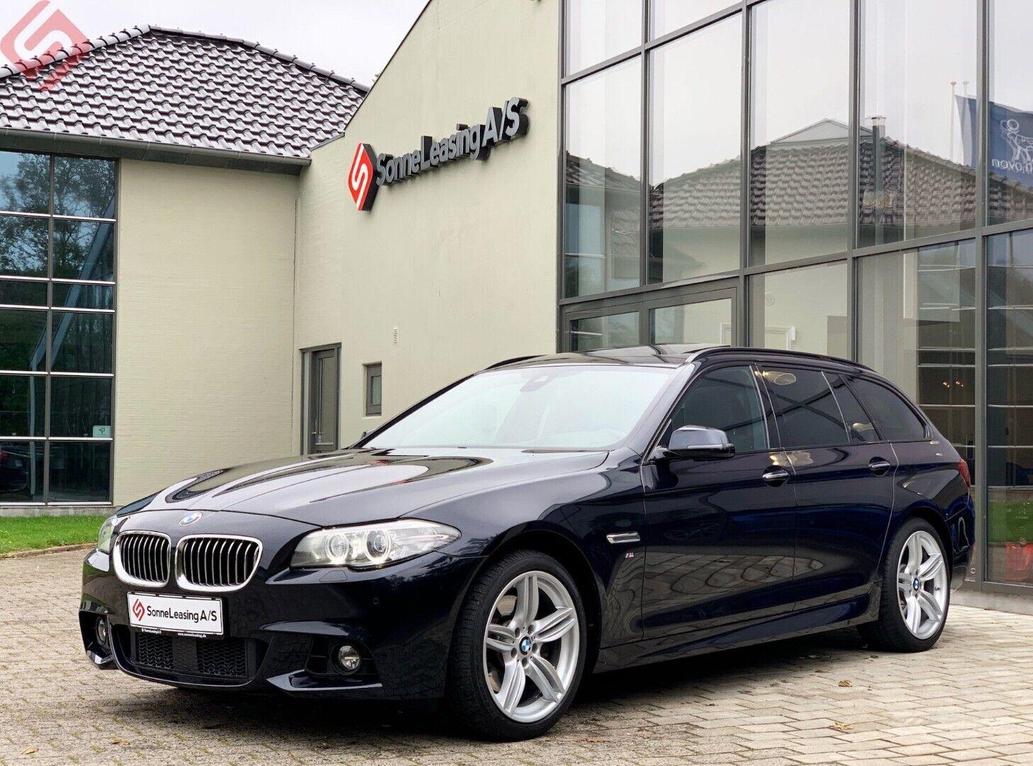 BMW 530d 3,0 Touring M-Sport xDrive aut. 5d - 2.796 kr.