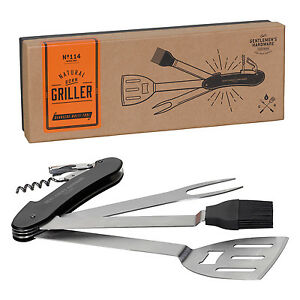Gentlemen-039-s-Hardware-Barbecue-Multi-Tool-in-Presentation-Gift-Box