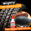 Mighty Tire Repair Glue Tyre Puncture Sealant Glue Bike Car Tire Repair Patch US
