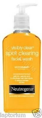 Neutrogena Visibly Clear Spot Clearing Facial Wash 200 ml