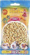 Hama - 207-27 Sachet 1000 Perles à repasser Beige Chair